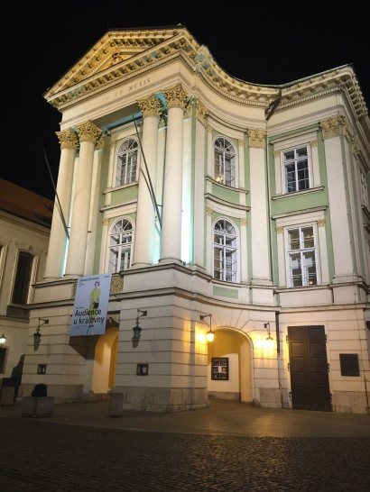 Prague Estates Theatre