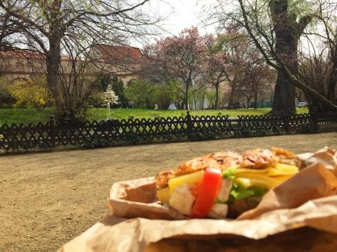 Prague Picnic