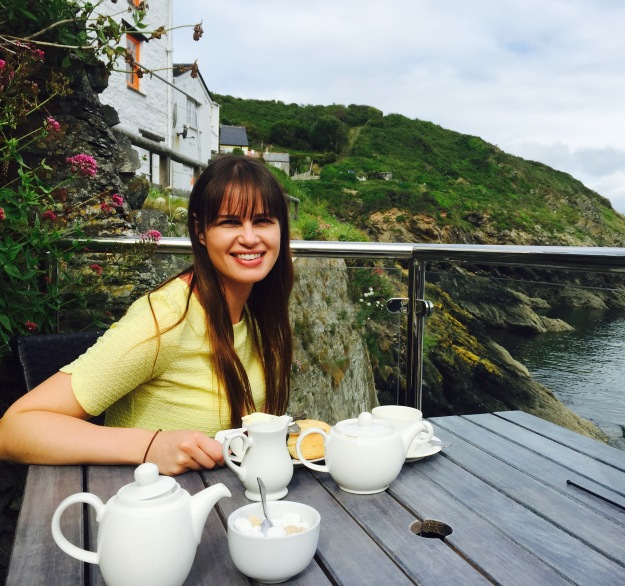 Cornwall Cream Tea