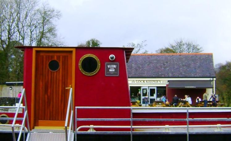 Db barge
