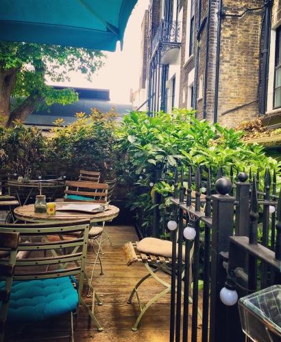 brompton secret garden