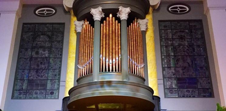 portico organ
